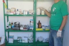 Pr. José Valberto - Na Fármacia da Escola Betel - Cacine